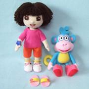 Даша путешественница и обезьянка Башмачок