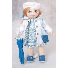 """Кукла """"Подружка"""" интерьерная"""