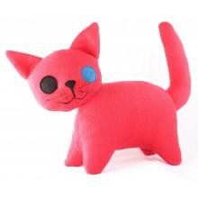 Котик красный
